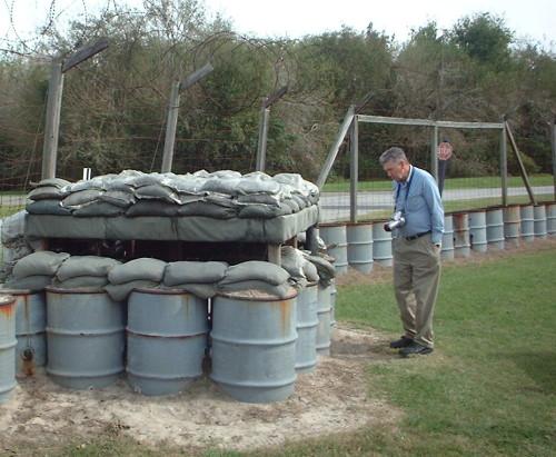 Don and Bunker - November 2002
