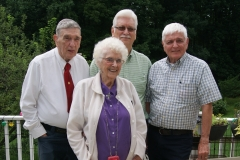 Don, Jerry, Lyn, and Grace - August 2015