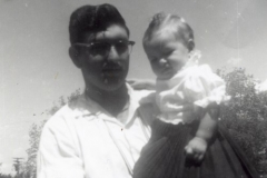 Don and Pat (6 Months) - 1960